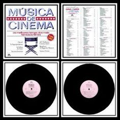 Western - Trilhas do Oeste – Música de Cinema – LP 03 de 07 (1985)