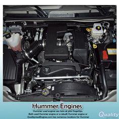 10 Hummer Engines Ideas Used Engines Hummer Engineering