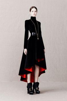 Alexander McQueen - Pré-collection automne-hiver 2013-2014|9