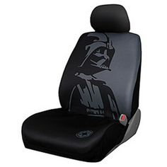 More Star Wars Pictures- Vader seat covers