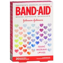 Band-Aid by Isaac Mizrahi, Adhesive Bandages