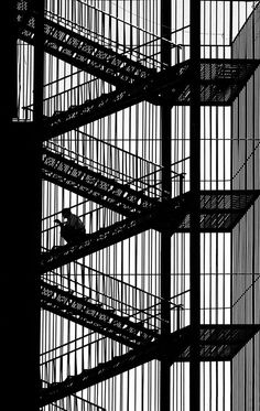 Architecture, line photography (V-shaped stairs by Bahadir Bermek) Line Photography, Urban Photography, Street Photography, Family Photography, Symmetry Photography, Grunge Photography, Minimalist Photography, Photography Ideas, Portrait Photography