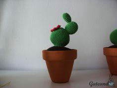 Patrón Cactus Amigurumi