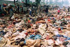 Rwanda 1994, devastation