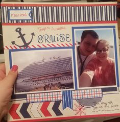 456 Best Cruise Scrapbook Pages Images On Pinterest In