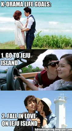 K-dramas are filled with romantic trips to Jeju, but which is your favorite?
