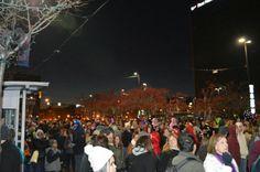 Cleveland square 400000 lights!
