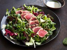 Fitrecepty.info - nový unikátní koncept, který přibližuje fitness jídlo všem, kteří o něj mají zájem. Tuna, Steak, Tasty, Fish, Fitness, Atlantic Bluefin Tuna, Excercise, Health Fitness, Steaks