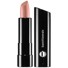 bareMinerals Marvelous Moxie™ Lipstick in Be Free - soft nude #sephora