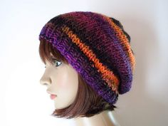 Knitted Hats, Crochet Hats, Beanie, Knitting, Style, Fashion, Lilac, Fashion Styles, Threading
