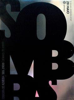 and atelier - typo/graphic posters