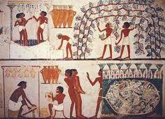 Resultado de imagen de arte egipcio pintura
