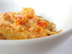 easily make this low carb..crawfish au gratin