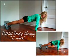 Bikini Body Mommy Ab exercise