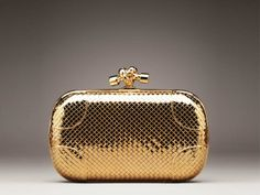 Bottega Veneta Yellow Gold Diamond Knot Bag Fall 2013 Diamond Knot ef79eb4b77800