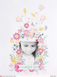 Wonderful You by SteffiandAnni at Studio Calico