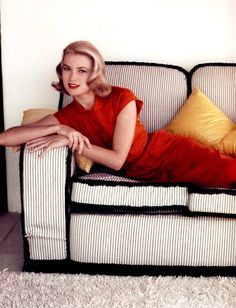 Grace Kelly, (1950s)