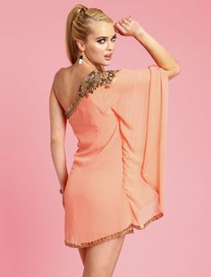 Pretty Dress With Pretty Detailing