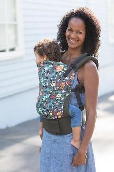 Tula Baby Carrier - Bot Boy. Available at Lollypop Kids