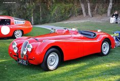 1951 Jaguar XK120  #car  #automobile