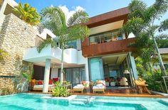 Vente Villa Vue mer Surin Beach - Thaïlande / #ForSale #Seaview villa in #Thailand ^^