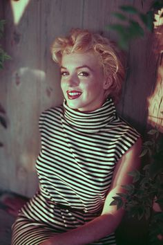 Ces #blondes mythiques: #Marilyn #Monroe. Photo: Getty Images