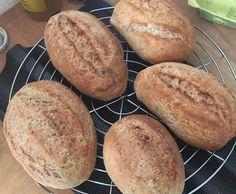 Rezept Schnelle Sonntagsbrötchen von Katja0101 - Rezept der Kategorie Brot & Brötchen