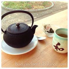 Der beste Tee... - Body & Mental Balance