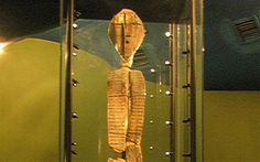 Covered in a code no one can understand, the Shigir Idol is the oldest wooden structure in the world.