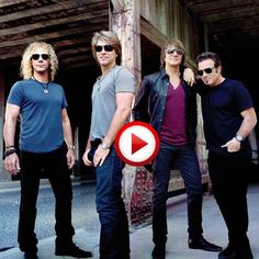 Bon Jovi - Because We Can Video