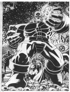 Thanos - Arthur Adams