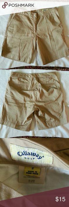 Callaway golf shorts Callaway golf shorts. Used in great condition. Callaway Shorts Bermudas