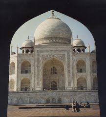Taj Mahal, monumento all'amore ad Agra in India Panoramio - Photos of the World
