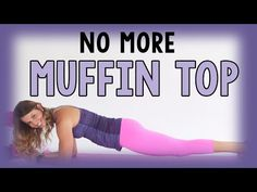 No More Muffin Top Workout - YouTube