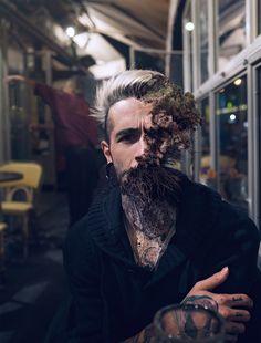 Portraits végétaux surréalistes de Cal Redback – WikiLinks