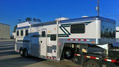 Thank you goes out to Ron Anderson and Marilyn McGraw from Alberta, Canada who purchased this 3H Slant from Jake Ramsey of Gulf Coast 4-Star Trailer Sales. Enjoy!!  (877) 543-0733