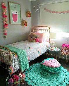 16 Best Kids Room Inspiration Images On Pinterest Girl