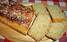 "Cooking with love  !  : PAINE ""GRAHAM"" -DUKAN (DUKAN ""GRAHAM"" BREAD) Dukan Diet Recipes, Graham, Banana Bread, Low Carb, Cooking, Desserts, Food, Cakes, Dukan Diet"