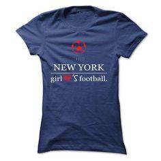 This girl - NY football - #shirt style #sweatshirt upcycle. PRICE CUT => https://www.sunfrog.com/No-Category/This-girl--NY-football-Ladies.html?68278