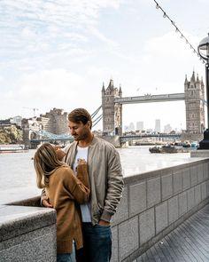 Tower Bridge lovers #london #towerbridge Tower Bridge, Us Travel, Ash, Louvre, In This Moment, London, Amazing, Instagram, Gray
