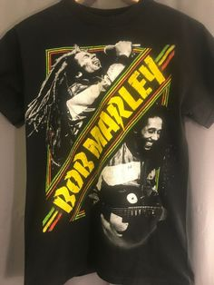 5d80509d Bob Marley T-Shirt Size S ZION ROOTSWEAR #fashion #clothing #shoes #