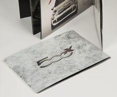 #Twist #Favini #Brochure #Fiat 500X - Find more on #Twist http://www.favini.com/gs/en/fine-papers/twist/features-applications/