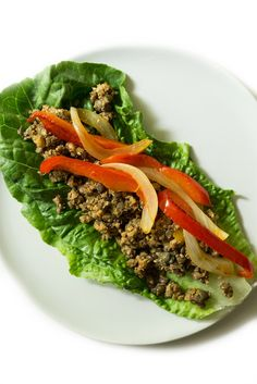 Ultimate Green Taco Wraps with Lentil-Walnut Taco Meat (Vegan + Gluten-Free) — Oh She Glows