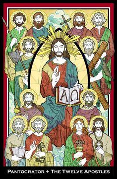 The Twelve Apostles by NowitzkiTramonto
