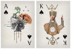 Randy Mora's epic illustration project