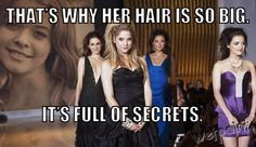 Pretty Little Liars As Told Through 6 Epic Mean Girls Quotes (PHOTOS)