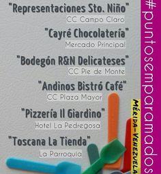 """Actualización de #puntosemparamados ATENCION  Ahora en """"Pizzería Il Giardino"""" en el @hotelpedregosa encuentras nuestros helados también!  En total tienes 6 puntos en la ciudad para acercarte y probarlos #heladosemparamados"""