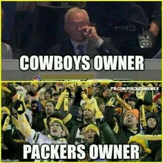 Green Bay Packer Owners