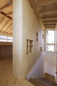 House Matsumoto Soyano by MTKarchitects   Photo @ Yuko Tada