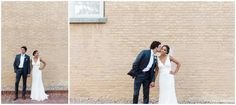 Bride and groom photos | UNC Chapel Hill wedding | Photography by Story and Rhythm